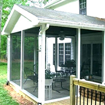 Mosquito net for Patio